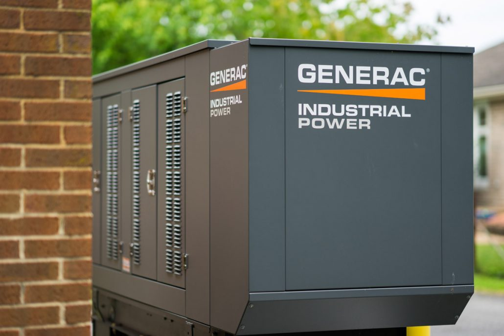 generac generators in harrisonburg