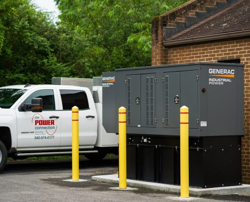 tpc services emergency generators