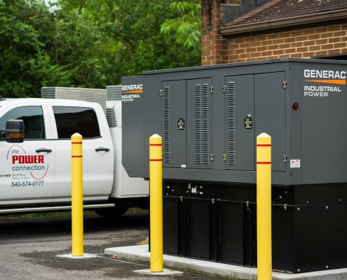 generator installation in harrisonburg