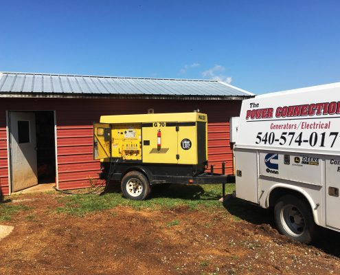 we have rental generators for any situation